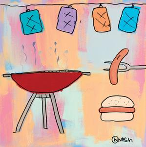 BBQ! by Brian Nash