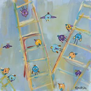Climb or Fly by Brian Nash