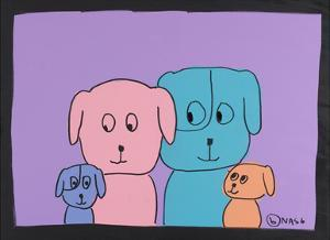 Family Portrait by Brian Nash