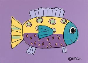 Fish 3 by Brian Nash