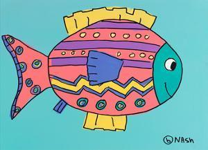 Fish 4 by Brian Nash