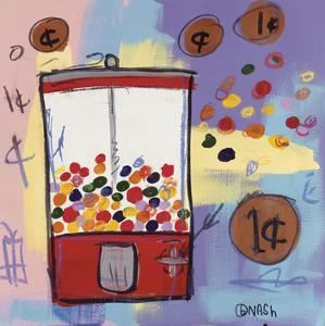 Gum Balls by Brian Nash