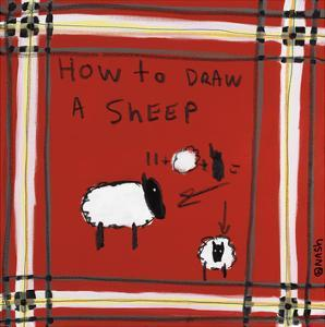 How to Draw a Sheep by Brian Nash