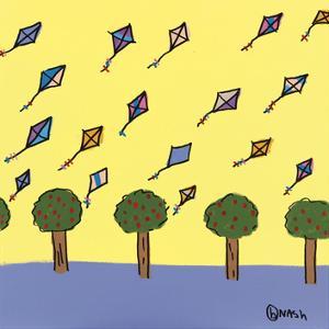 Kites by Brian Nash