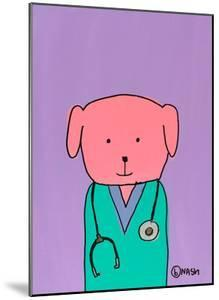 Pink Dog Doc by Brian Nash