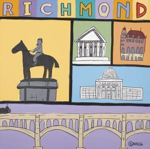 Richmond by Brian Nash