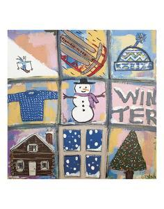 Winter by Brian Nash