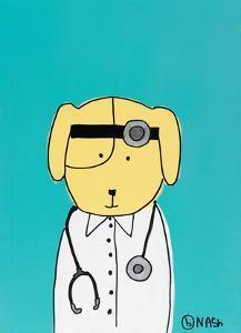 Yellow Dog Doc by Brian Nash
