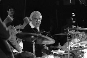 Buddy Rich, Lewisham Jazz Festival, Lewisham, 1988 by Brian O'Connor