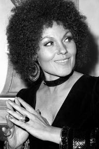 Cleo Laine, London, 1971 by Brian O'Connor