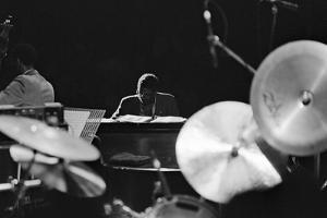 Herbie Hancock, Capital Jazz, Royal Festival Hall, London, 1986 by Brian O'Connor