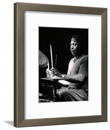 Lenny White, Ronnie Scotts, London, 2002