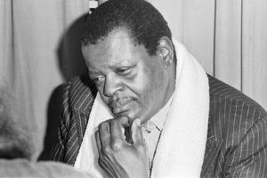 Oscar Peterson, Ronnie Scotts, Soho, London, 1973 by Brian O'Connor