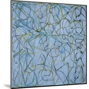 Uxmal, 1991-93 by Brice Marden