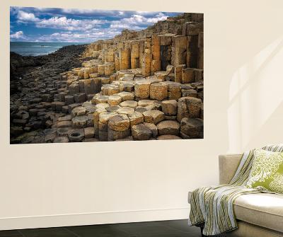 Brick Beach-Dennis Frates-Wall Mural