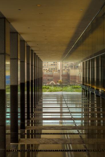 Brick View Downtown-Chris Moyer-Photographic Print