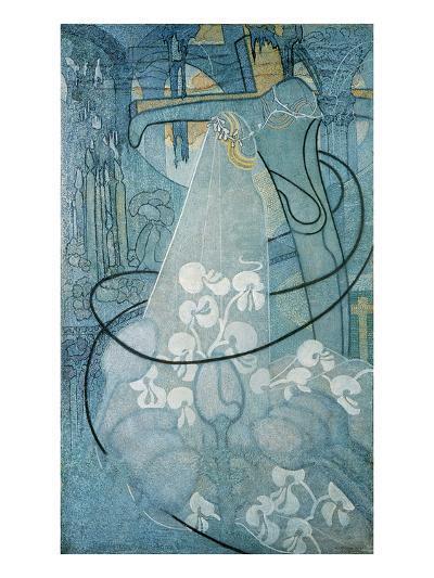 Bride of Christ-Johann Thorn Prikker-Giclee Print