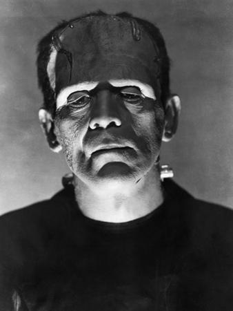 Bride of Frankenstein, Boris Karloff, 1935