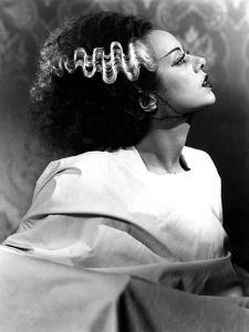 Bride of Frankenstein, Elsa Lanchester, 1935
