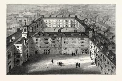 Bridewell as Rebuilt after the Fire London--Giclee Print