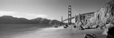 Bridge across a Sea, Golden Gate Bridge, San Francisco, California, USA--Photographic Print