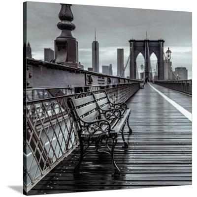 Bridge Beauty-Assaf Frank-Stretched Canvas Print
