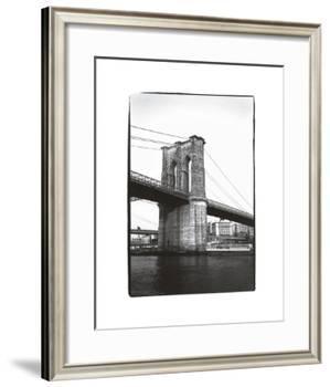 Bridge, c.1986-Andy Warhol-Framed Giclee Print