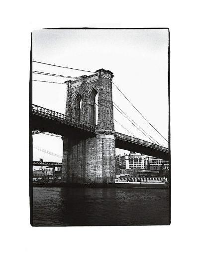 Bridge, c.1986-Andy Warhol-Art Print