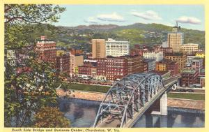 Bridge, Charleston, West Virginia