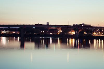 Bridge in Peoria-benkrut-Photographic Print