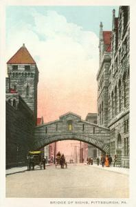 Bridge of Sighs, Pittsburgh, Pennsylvania