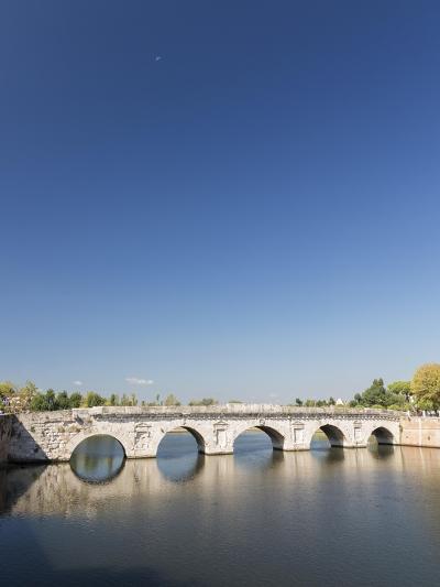 Bridge of Tiberius, 14-21 Ad, Rimini, Italy--Giclee Print