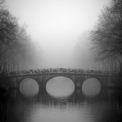Bridge on Keizersgracht, Amsterdam, Netherlands-Cultura Travel/Alex Holland-Photographic Print