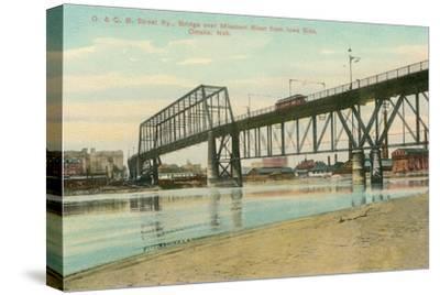 Bridge over Missouri, Omaha, Nebraska