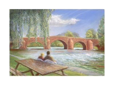 Bridge over Troubled Water, 2002-Anthony Rule-Giclee Print