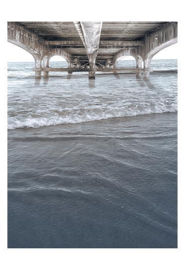 Bridge The Peace-Marcus Prime-Art Print