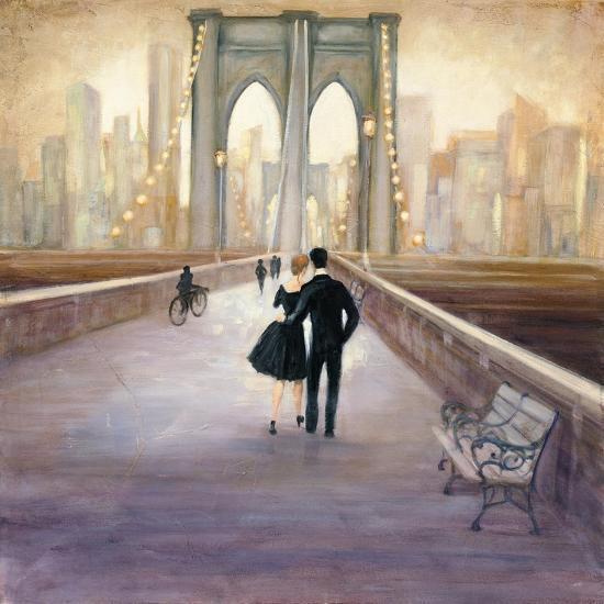 Bridge to NY-Julia Purinton-Art Print
