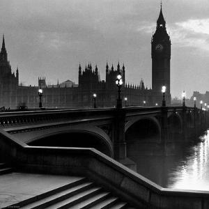 Bridge with Big Ben