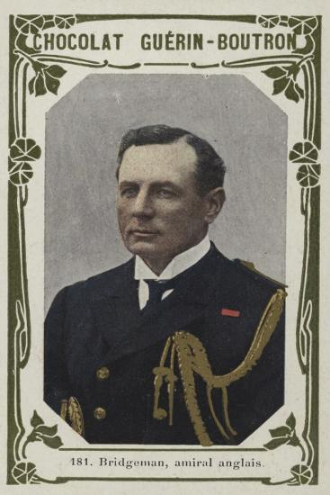 Bridgeman, Amiral Anglais--Giclee Print