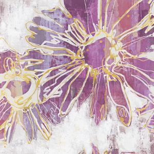 Floral Kick I - Blush by Bridges