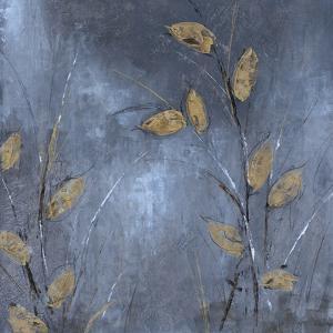 Leaves at Dusk I by Bridges