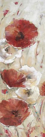 Poppies Afield I