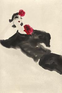 Reclining by Bridget Davies