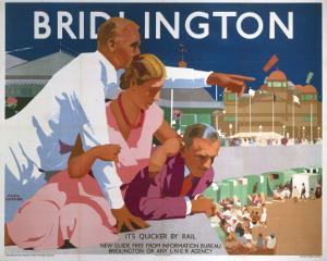 Bridlington Pointing Man