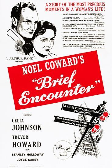 Brief Encounter--Art Print