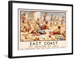 East Coast by Brien