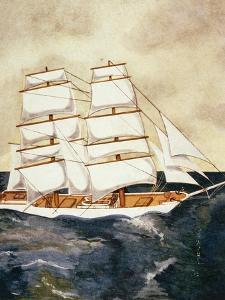 Brigantine Mary Celeste