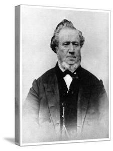 Brigham Young, American Mormon Leader, 19th Century