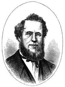 Brigham Young, American Mormon Leader, C1870
