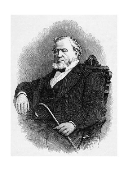 Brigham Young--Giclee Print